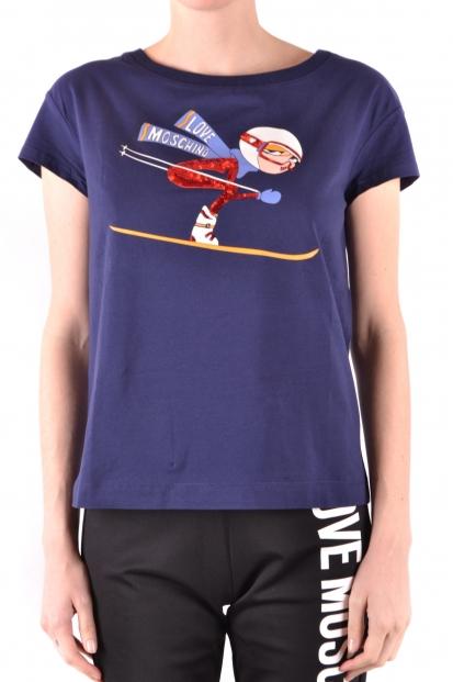Love Moschino - Tshirt Short Sleeves