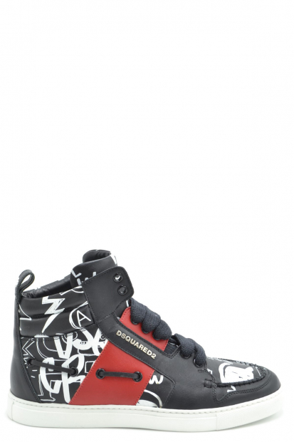 Dsquared - High-top sneakers